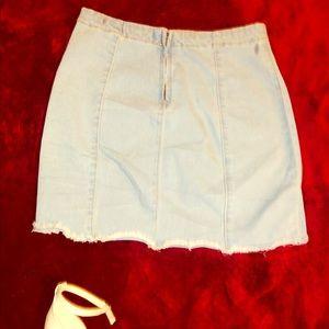 💠Forever 21 Jean Skirt